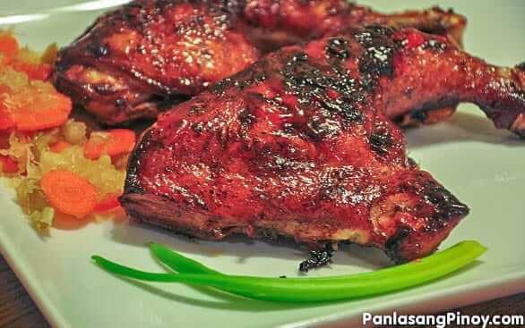 chicken barbecue bbq recipe