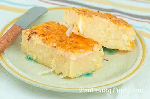 Cassava cake recipe forumfinder Image collections