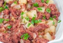 Corned Beef Guisado