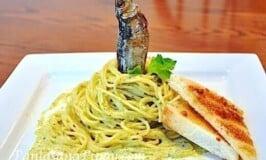 Creamy Tuyo Pesto