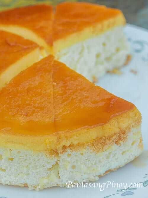 Custard-Cake