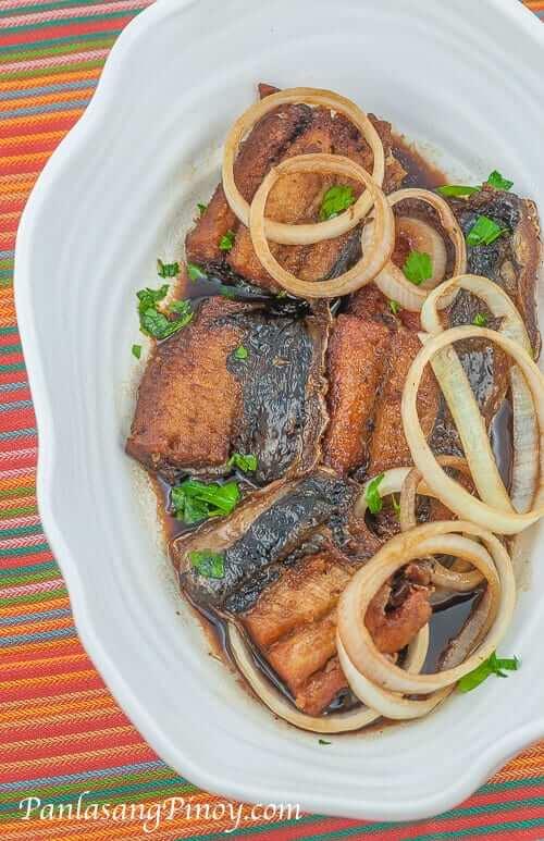 Filipino Fish Steak Recipe Panlasang Pinoy