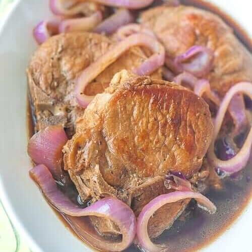 chop steak pork recipe Filipino Pork Chop Steak Recipe