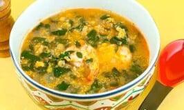 Ginarep Recipe (Shrimp and Corn Soup)