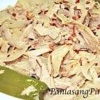 Ginataang Puso ng Saging Recipe