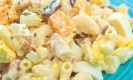 Recipe for Chicken Macaroni Salad