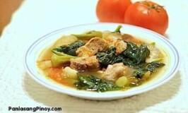 Pork Sinigang Recipe