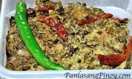 Spicy Laing Recipe
