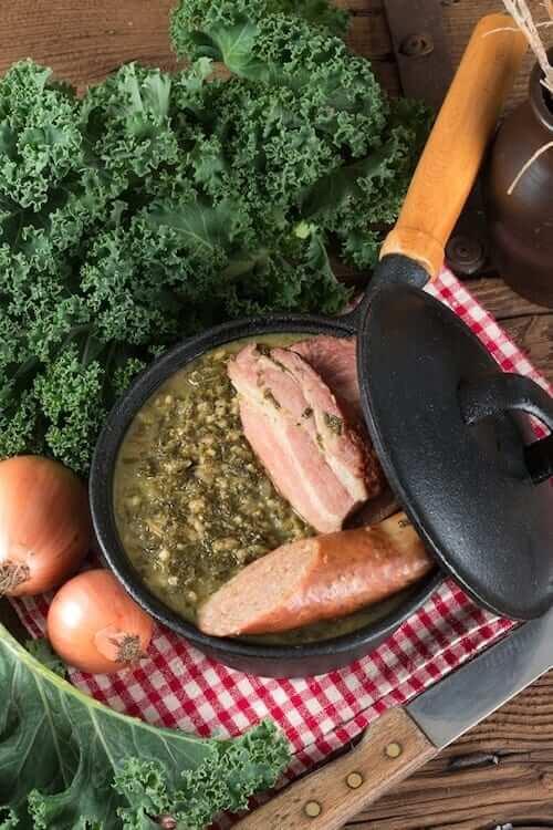 How to Cook Kale - Panlasang Pinoy