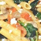 Spinach and Feta Pasta Recipe
