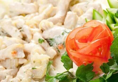 How To Make Chicken Salad Panlasang Pinoy