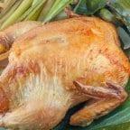 Filipino Roasted Chicken Pandan Recipe