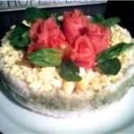 Hidemi's Sushi Cake