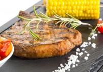 pork chops grill