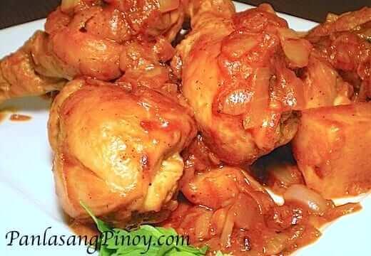Chicken Asado Recipe
