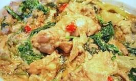 Ginataang Manok Recipe