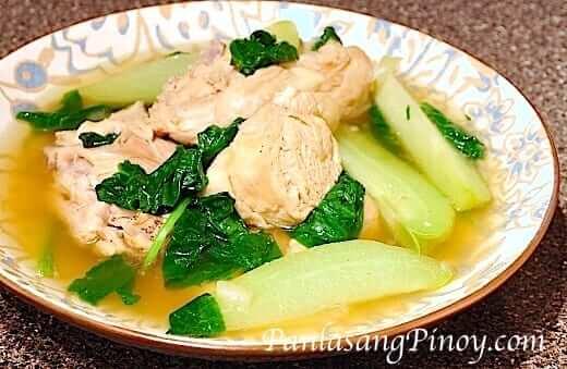 Chicken sayote filipino recipe