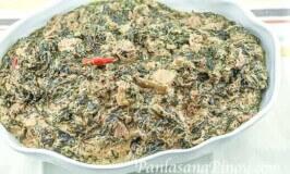Panlasang Pinoy Laing Recipe