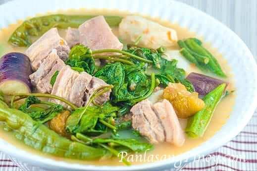 Pork Sinigang sa Kamias Recipe