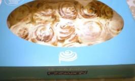 Cinnabon's Cinnamon Roll