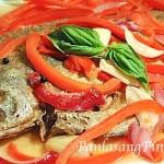 Fish Escabeche Recipe