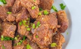 Orange Glazed Pork Recipe