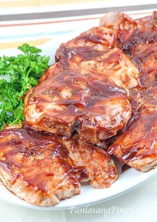 Baked Pork Chop