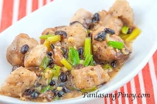 fish-with-tausi-recipe