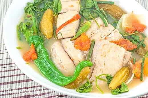 sinigang na isda kamias miso recipe panlasang pinoy