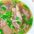 Slow Cooked Beef Lauya Soup Recipe