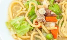 Oriental Lomi Recipe