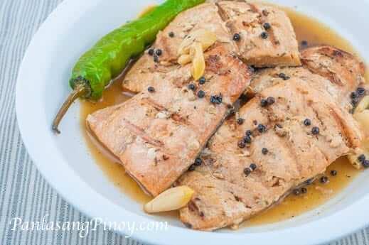 Mahi-mahi Paksiw Recipe