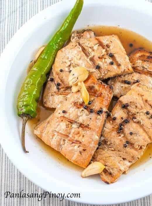 Mahi-Mahi Paksiw Recipe - Panlasang Pinoy