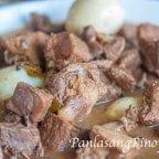 Crock Pot Pork Adobo