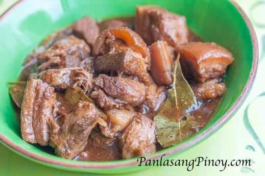 Pork Paksiw Recipe