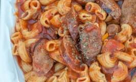Sausage Macaroni Pasta