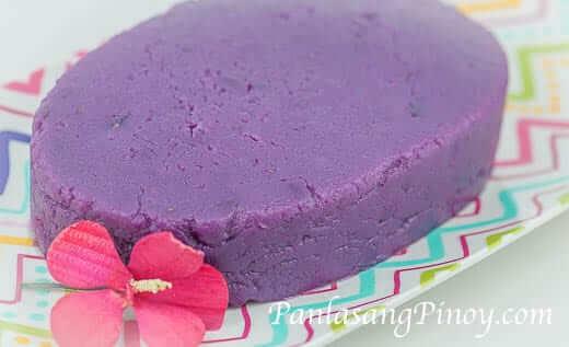 Simple ube halaya recipe panlasang pinoy ube halaya recipe forumfinder Choice Image
