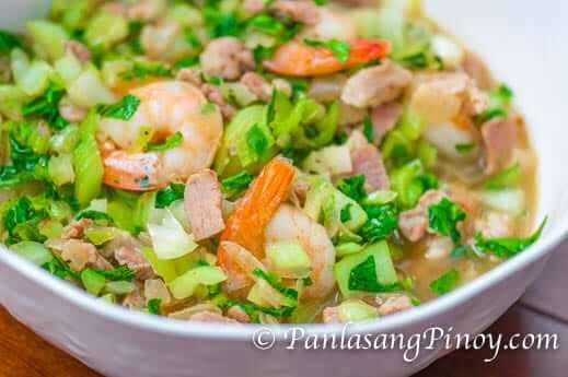 Bok Choy Guisado Recipe
