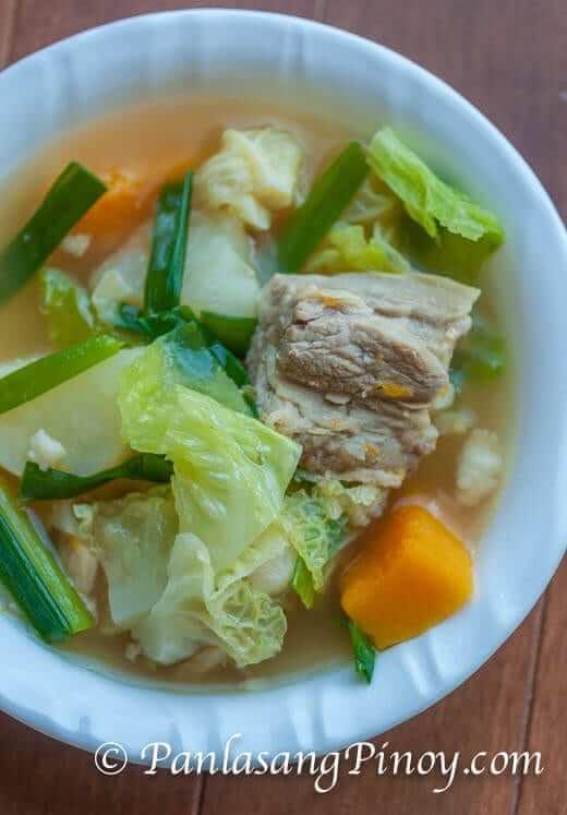 nilagang baka how to cook