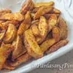 Crispy Baked Yukon Gold Potato Wedges