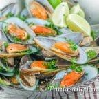 Drunken Mussels Recipe
