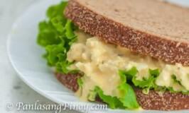 Egg Sandwich Spread Recipe