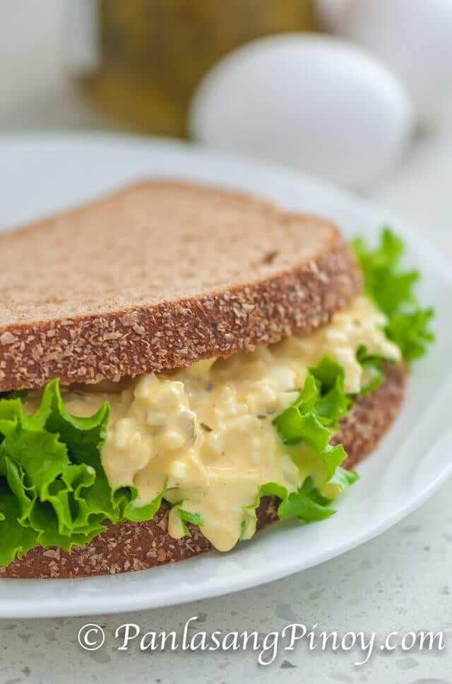 Egg Sandwich Spread