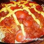 Pinoy Spaghetti Recipe