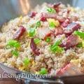 Pork BBQ Fried Rice