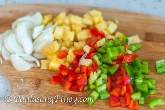Easy Sweet and Sour Sauce - Panlasang Pinoy