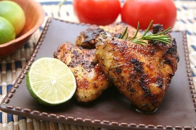 chicken nutrition