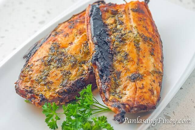 how to cook milkfish in oven