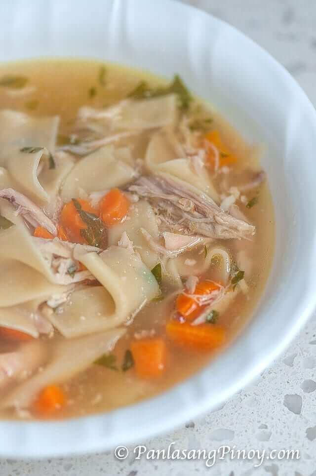 Chicken Noodle Soup_