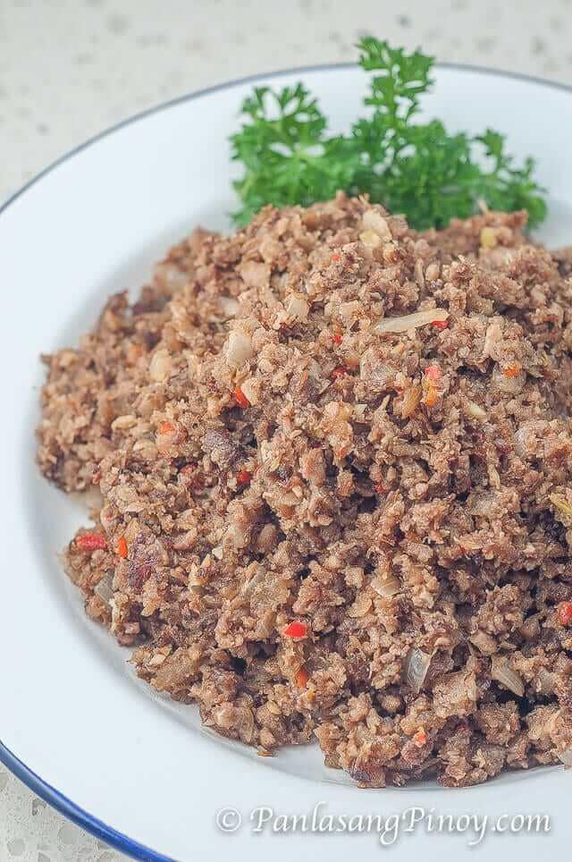 Crispy Pata Sisig Recipe - Panlasang Pinoy